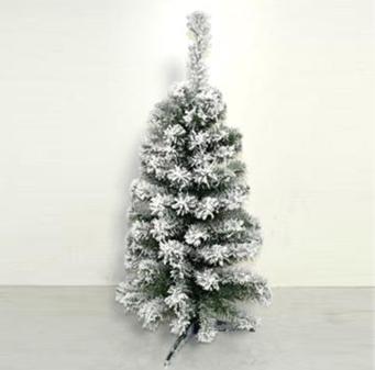 Albero Di Natale 80 Cm.Albero Innevato 80 Cm