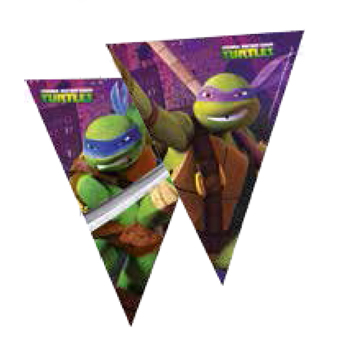 Festone Ninja Turtles