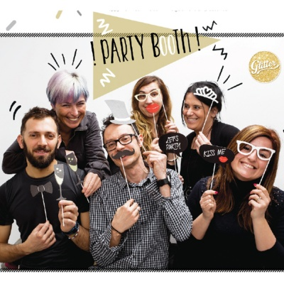 Photo Booth Glamour 11pz